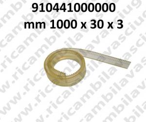 B 450 Sauglippen Hinter oder Vorne für Scheuersaugmaschinen LAVAMATIC PORTOTECNICA