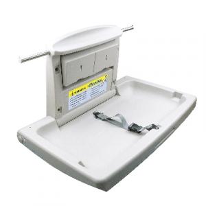 FASCIATOIO ORIZZONTALE PER BAMBINI RICHIUDIBILE HDPE                   LxHxP: mm 860x500x580