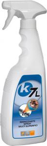 IGIENIZZANTE BASE ALCOLICA K7 SPRAY