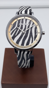 Orologio Donna Julie Julsen JJW1203SL-Z Safari Zebra, vendita on line | OREFICERIA BRUNI Imperia