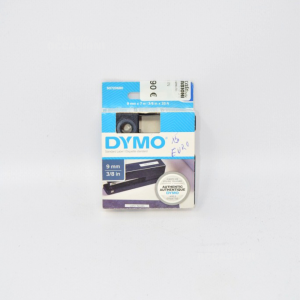 Standard Label Dymo 9 Mm 3/8 In Nuovo