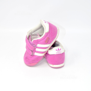 Shoes Baby Girl Lilac Adidas N° 21