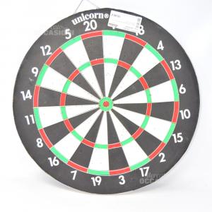 Tabellone Per Game Darts Wood 43 Cm