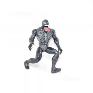Character Spiderman Venom Black 25 Cm 2006 Marvel