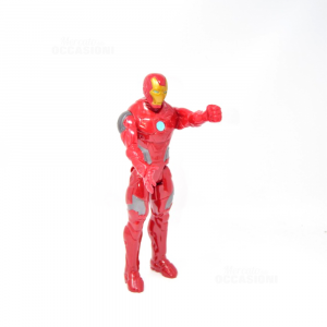 Character Iron Man Red 29 Cm