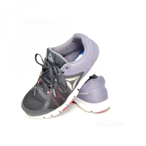 Shoes Sportive Reebok Micro Web N° 39 Black Gray