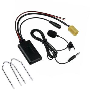 Ricevitore Modulo Aux Bluetooth e Kit Per Radio Blaukpunkt e Microfono Vivavoce