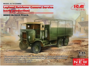 Leyland Retriever General Service
