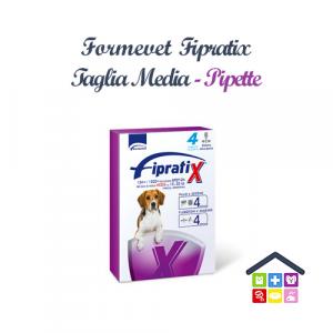 Formevet | Cane | FIPRATIX SPOT ON - TAGLIA MEDIA 10-20kg / 134 Mg