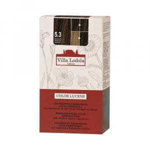 Tinta color lucens 5.30 - cioccolato -  Lucens umbria