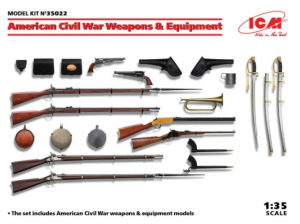 American Civil War Weapons & Equipment