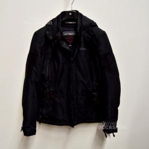 Motorcycle Jacket Woman Mtech Black Size 46