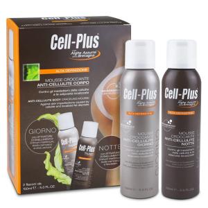 Cell-Plus Mousse Croccante Anti-Cellulite Corpo