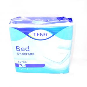 Essity Traversa Per Incontinenza Non Rimboccabile Tena Bed Super 60x90cm 35 Pezzi