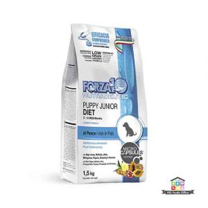 Forza 10 DIET 1,5 KG | PUPPY - GUSTO PESCE