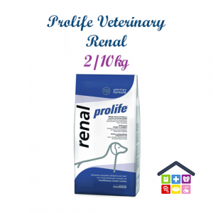 Prolife | Linea Veterinary Formula - Cane | Renal - Secco / 2