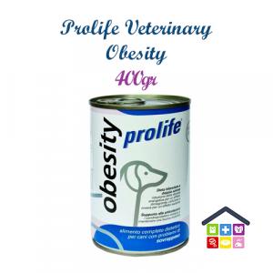 Prolife | Linea Veterinary Formula - Cane | Obesity - Umido / 400gr