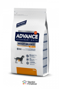 ADVANCE | DIET DOG | WEIGHT BALANCE Mini / 1.5 kg