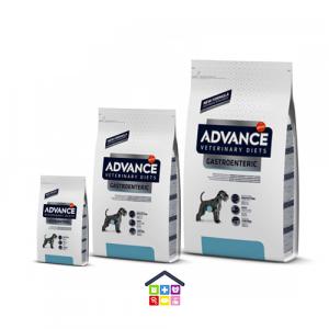 ADVANCE | DIET DOG | Gastroenteric / 0.8 kg 3 kg 12 kg