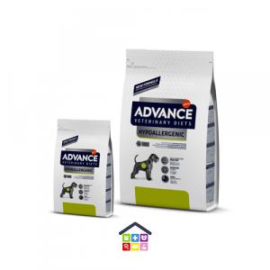 ADVANCE | DIET DOG | Hypoallergenic / 2.5 kg 10 kg