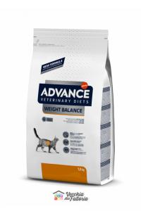 ADVANCE | DIET CAT | Weight Balance / 1.5 kg