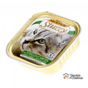 AGRAS STUZZY | MISTER | Patè gusto Vitello e Carote / 100gr