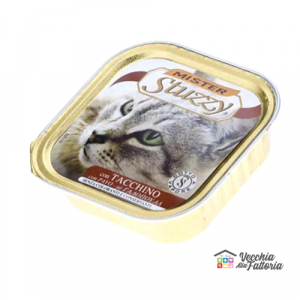 AGRAS STUZZY | MISTER | Patè gusto Tacchino / 100gr
