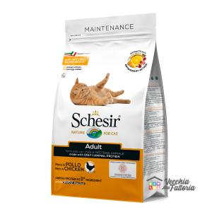 Schesir | Secco Gatto | Mantenimento con Pollo / 1.5Kg