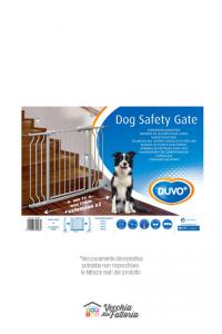 Leopet Duvo+ | Cancello per cani / Dog Safety Gate | min 75 - max 100 cm