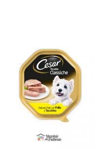 Cesar | Ricette Classiche - Gusto : Tacchino e Pollo / 150 gr