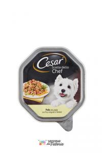 Cesar | Scelta dallo Chef - Pollo alla Griglia, Riso Integrale e Verdure / 150 gr
