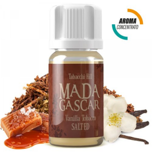 AROMA CONCENTRATO MADAGASCAR SALTED - SUPERFLAVOR - VAPORART - 10 ML