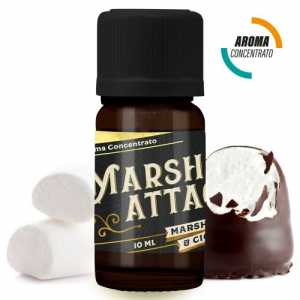 AROMA CONCENTRATO MARSH ATTACK - PREMIUM BLEND - VAPORART - 10 ML