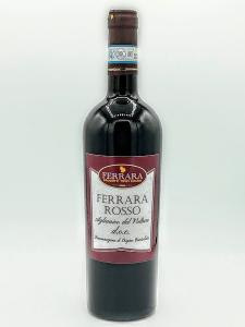 VINO FERRARA ROSSO AGLIANICO DEL VULTURE DOC  0,75 LT