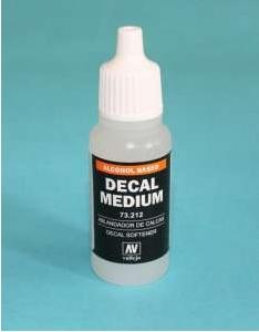 ammorbidente per decal da 17 ml
