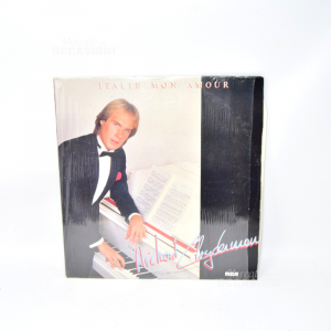 Vinile 33 Giri Richard Clayderman - Italie Mon Amour