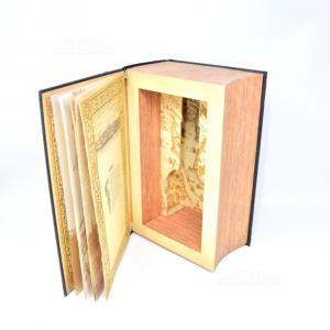 Scatola A Forma Di Libro Russian Vodka 20x30x11 Cm