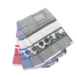 Strofinaccio cotone assortiti casette