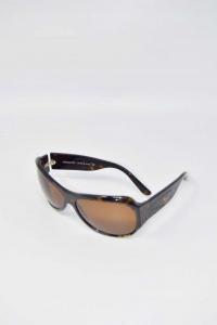 Occhiali Da Sole Nuovi Assoluto Made In Italy Modello 3215 Tartarugato