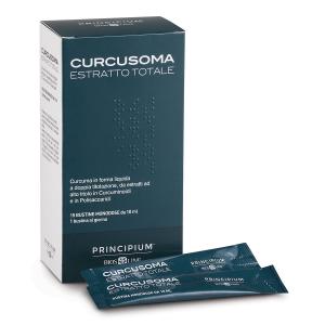 Principium Curcusoma Estratto Totale -  integratore di curcuma in forma liquida