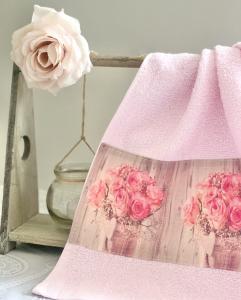 Asciugamani rosel