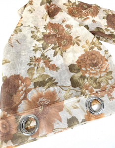Tenda floreale