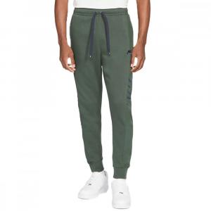Nike Pantalone Jogger Verde da Uomo