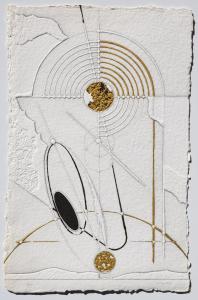 Valentini Walter  La forma del tempo Incisione Formato cm  57x38