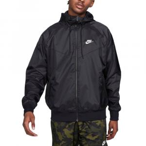 Nike Giacca a Vento Nera Unisex