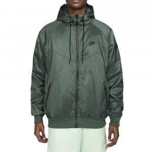 Nike Giacca a Vento Verde Unisex