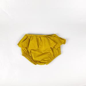 Culotte con frappa in mussola