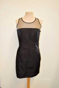Vestito Donna H&M Nero Tg.42