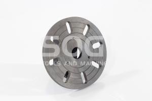 Flangia per mandrino tornio diam 160 mm foro 26 mm SOGI fl-160