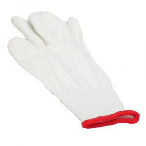 Guanti in cotone bianco per Onicotecnica - Misura M